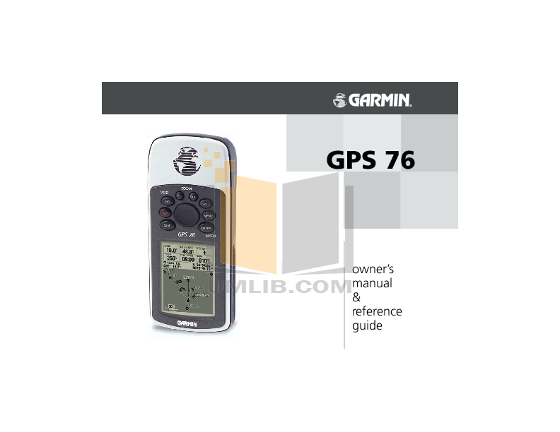 garmin gps iii plus manual pdf