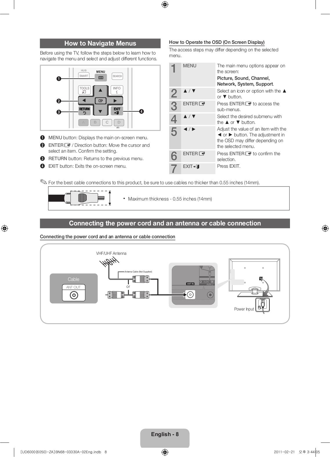 Pdf Manual For Samsung Tv Un46d6000 border=