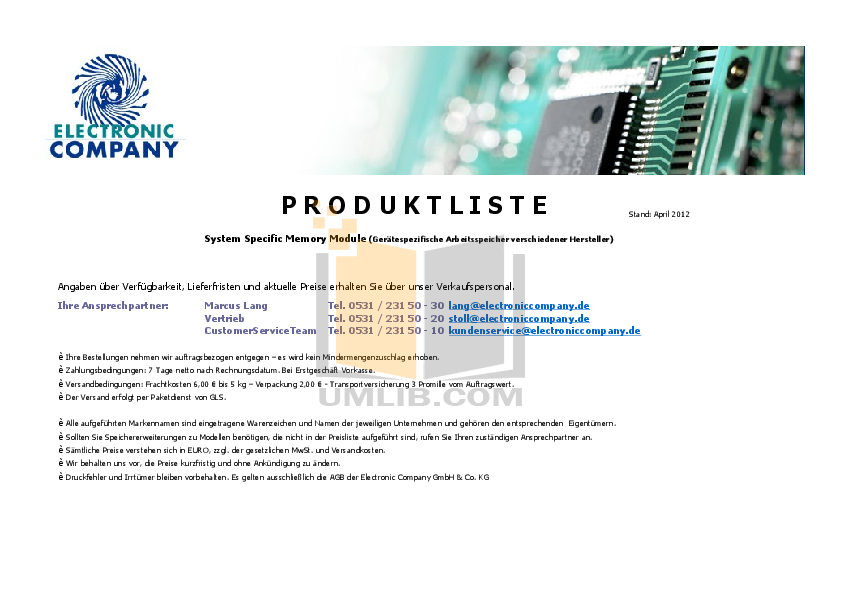 pdf for Acer Desktop Aspire RC550 manual