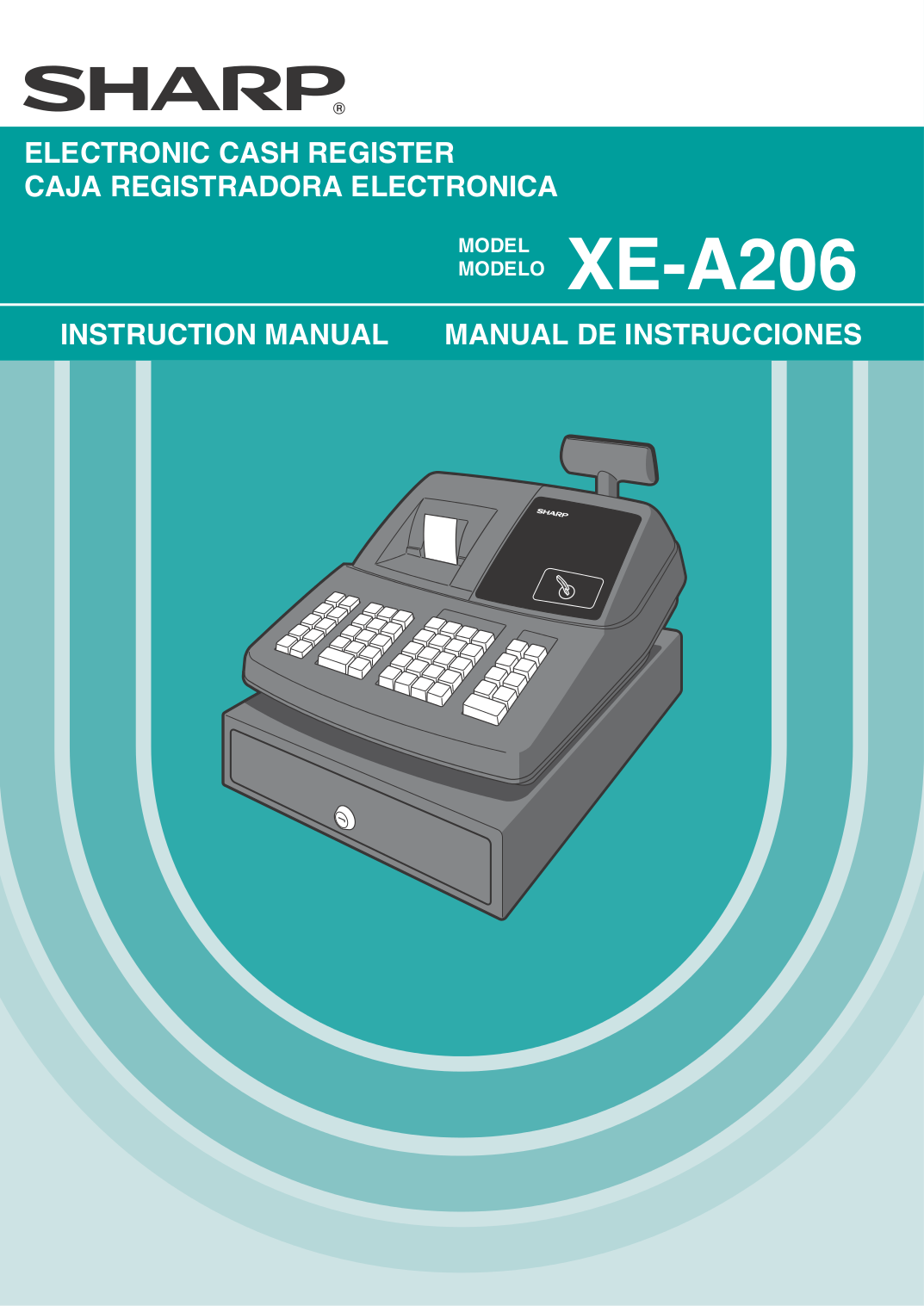 download free pdf for sharp xe a101 cash register other manual rh umlib com sharp xe-a101 cash register manual electronic cash register sharp xe a101 manual