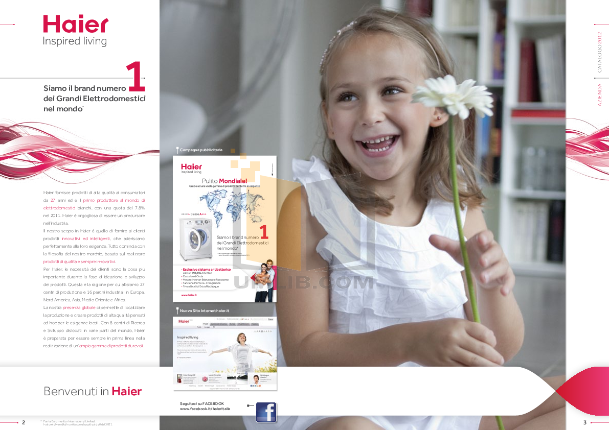 Haier Refrigerator HF-103D pdf page preview