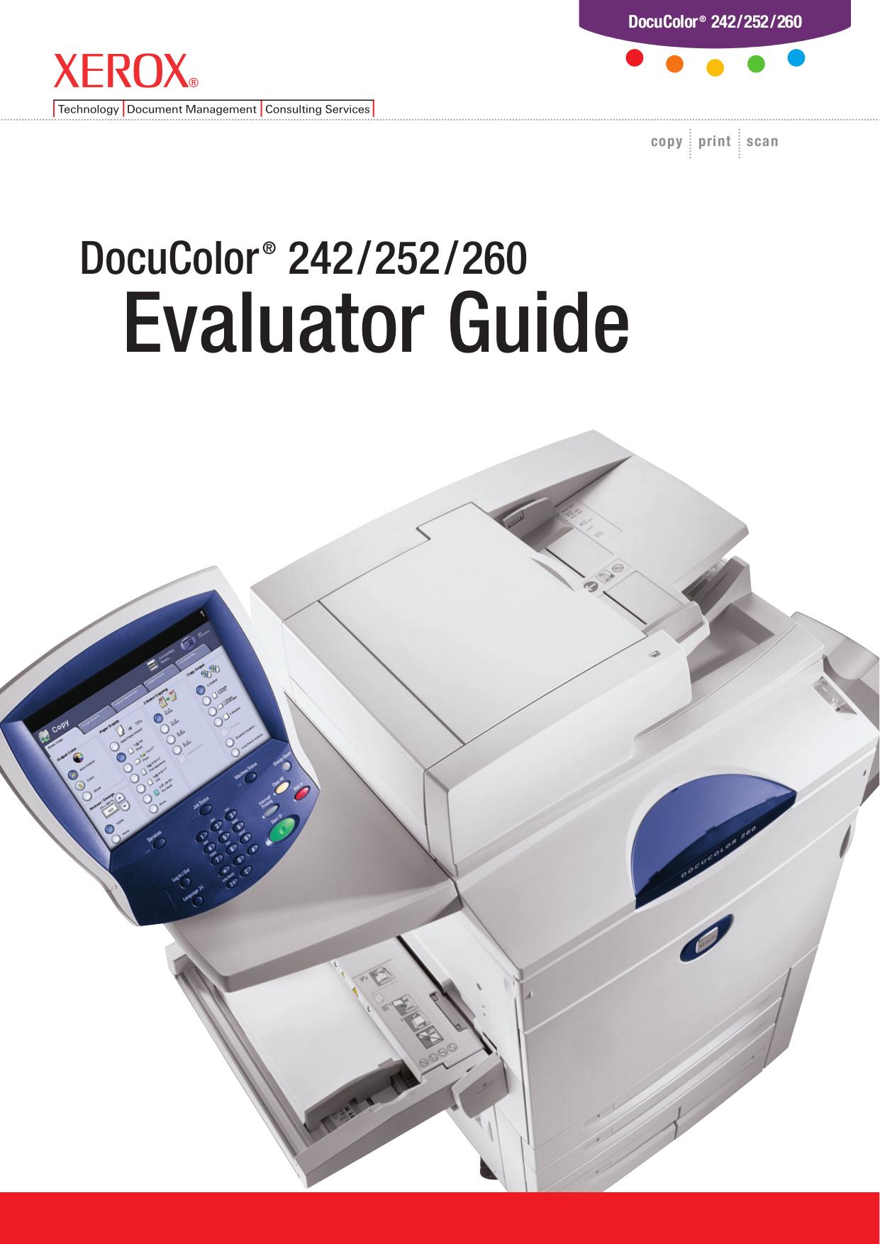 download free pdf for xerox docucolor 242 multifunction printer manual rh umlib com xerox docucolor 250 service manual Toner Xerox 250