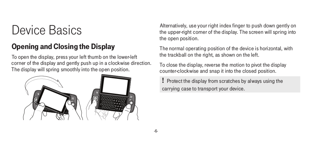 T-Mobile Cell Phone Sidekick 3 pdf page preview