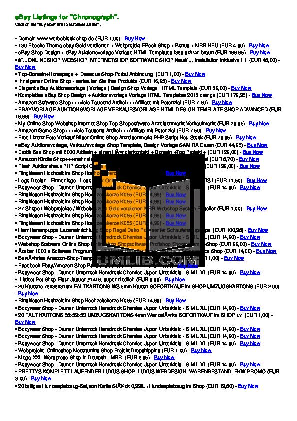 Diesel Watch DZ4189 pdf page preview