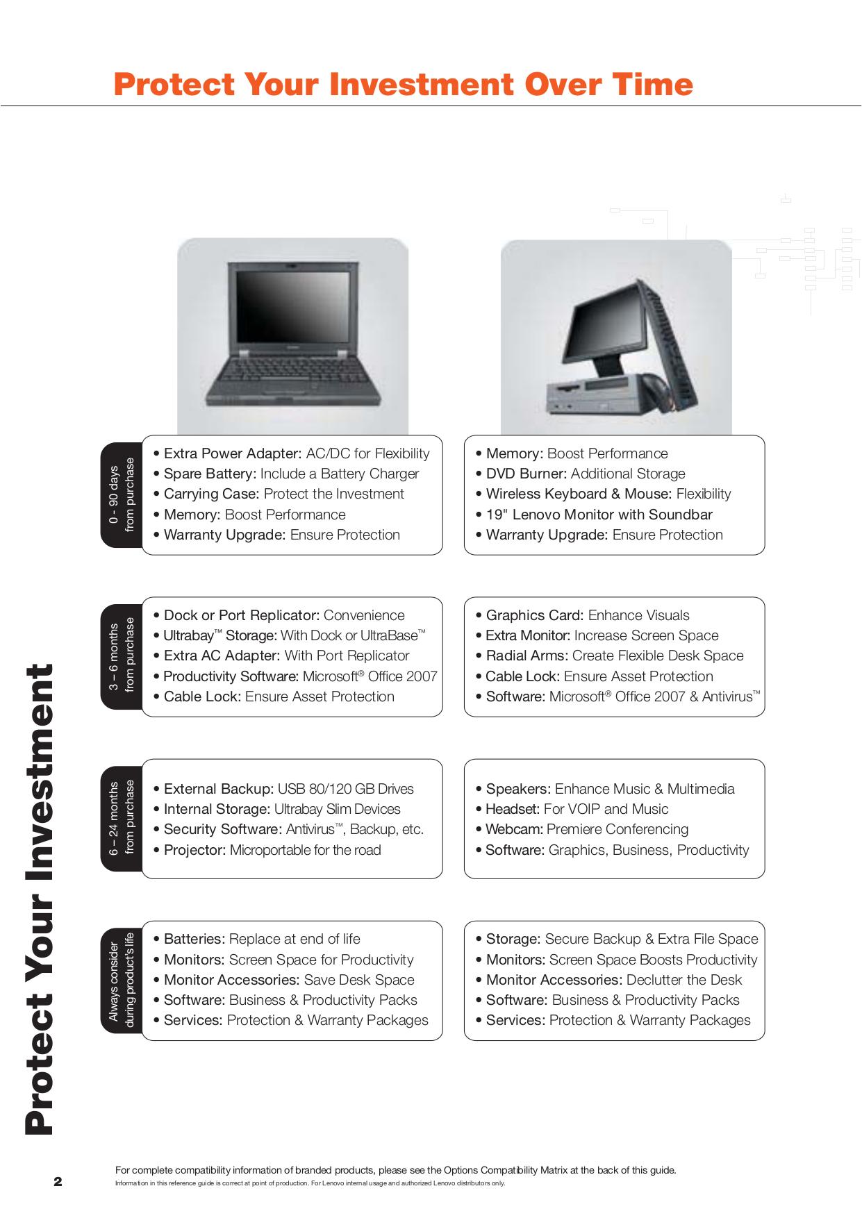 Lenovo Desktop 3000 J100 8253 pdf page preview
