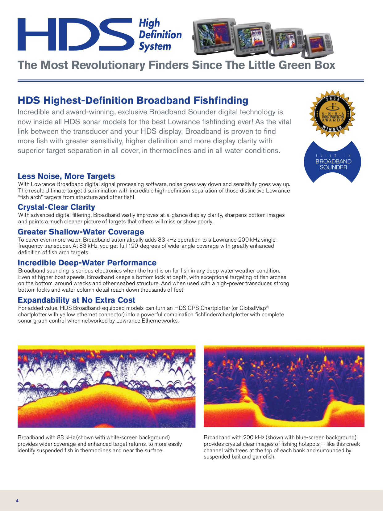 Lowrance GPS GlobalMap 3200 pdf page preview