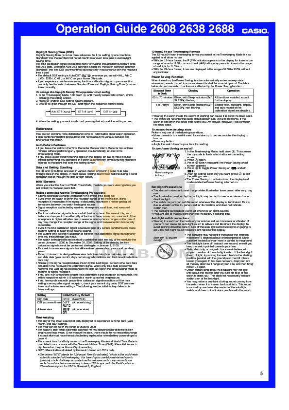 pdf manual for casio watch g shock dw6900 1v rh umlib com casio g shock 2688 manual pdf Casio GPS Watch 2010