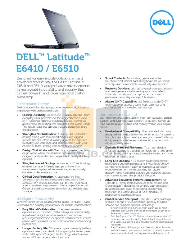 download free pdf for dell latitude e6510 laptop manual rh umlib com dell latitude e6410 manual pdf dell latitude e6410 manual download