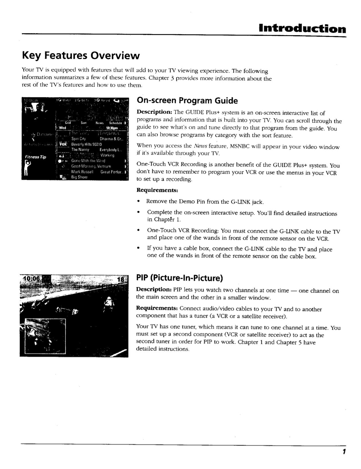 pdf manual for rca tv f36668 rh umlib com Old RCA Manuals RCA 5 Disc Player Manual