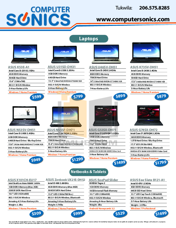 pdf for Asus Monitor VH198T manual
