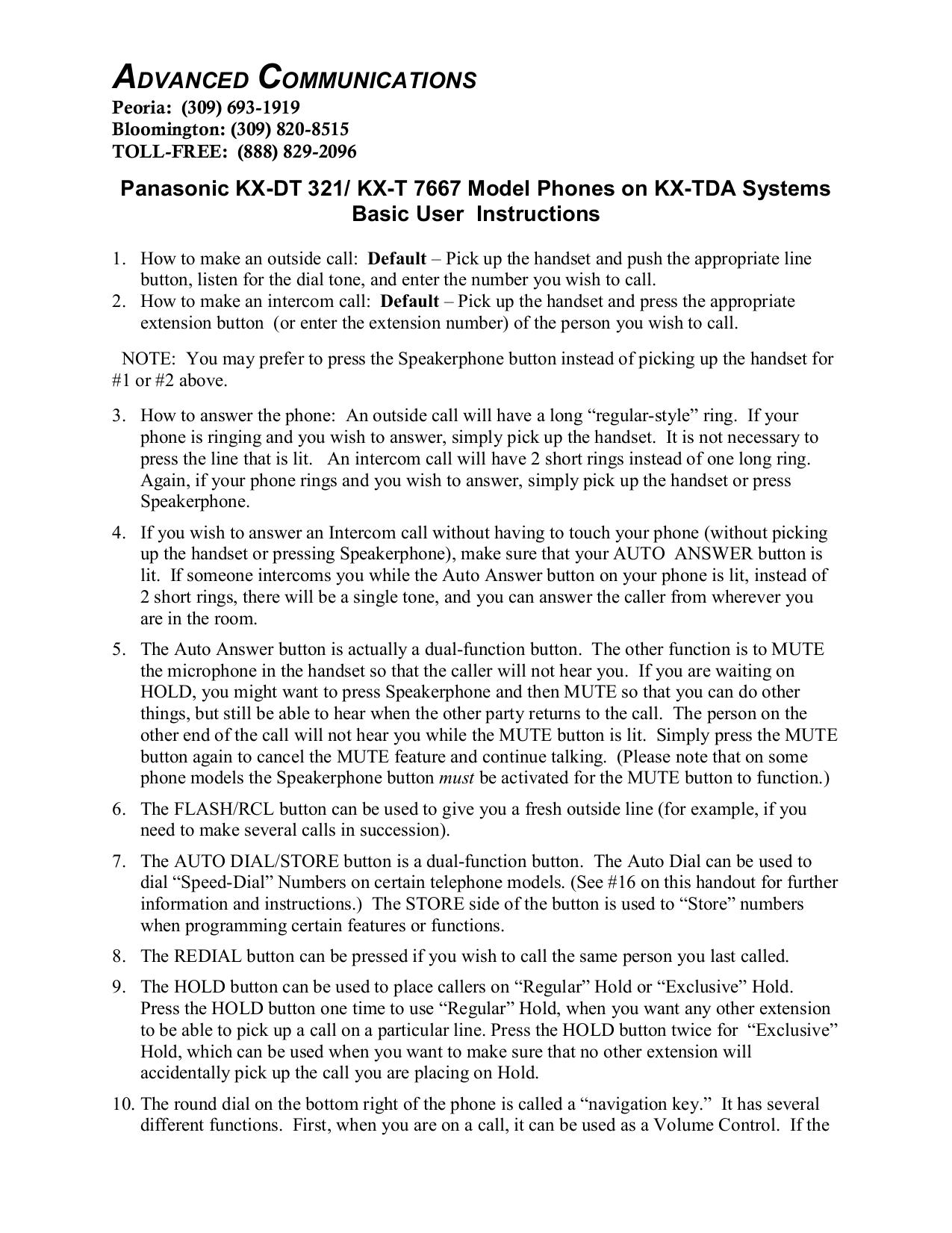 download free pdf for panasonic kx t7667 telephone manual rh umlib com Panasonic Phone Model Kx-Tgd560 Manual panasonic kx-t7667 instruction manual