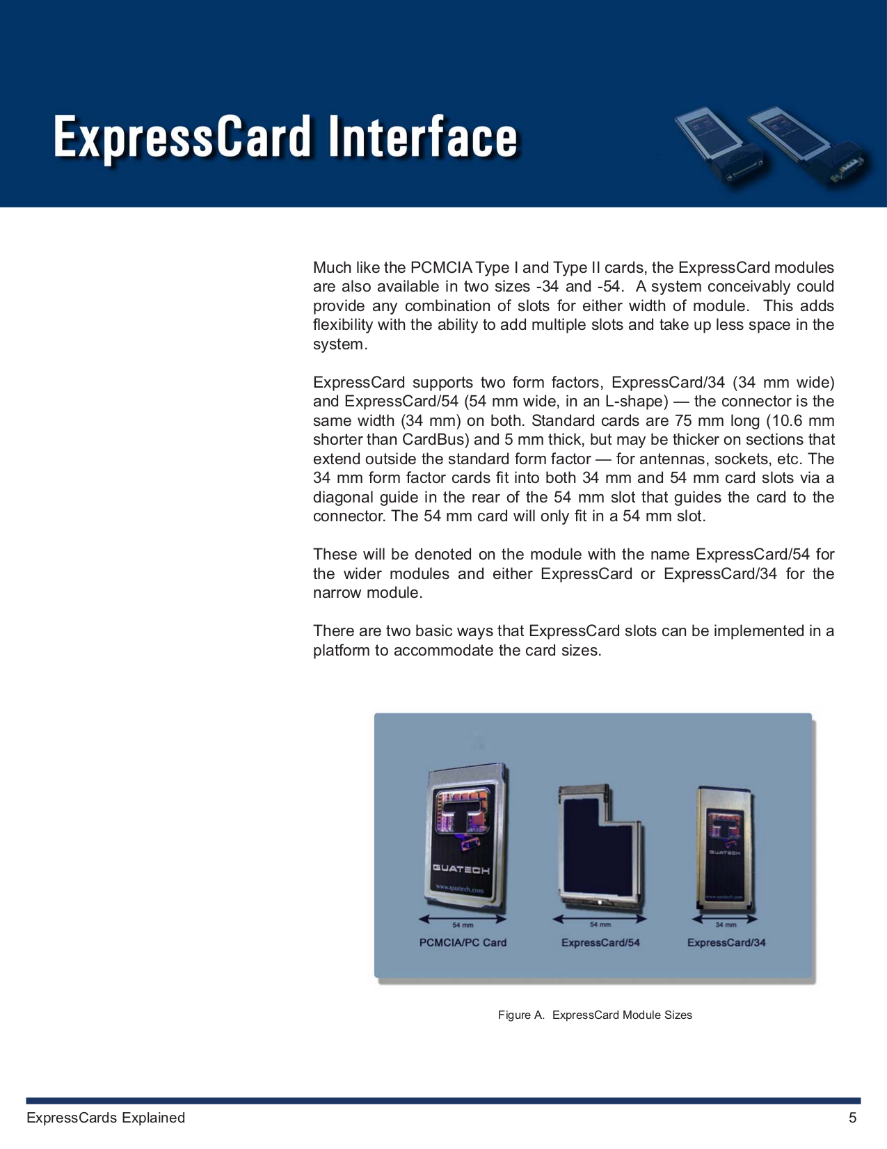 Quatech Other SATA2PX-10 PCI Express Devices pdf page preview