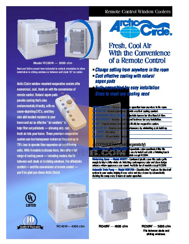 download free pdf for adobeair arcticcircle rc50w air conditioner manual rh umlib com Plant for Home Air Conditioner Car Air Conditioner Manual