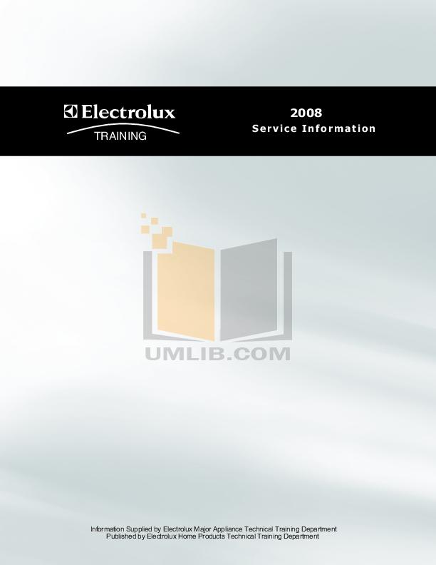 pdf for Frigidaire Refrigerator PLRU1778E manual