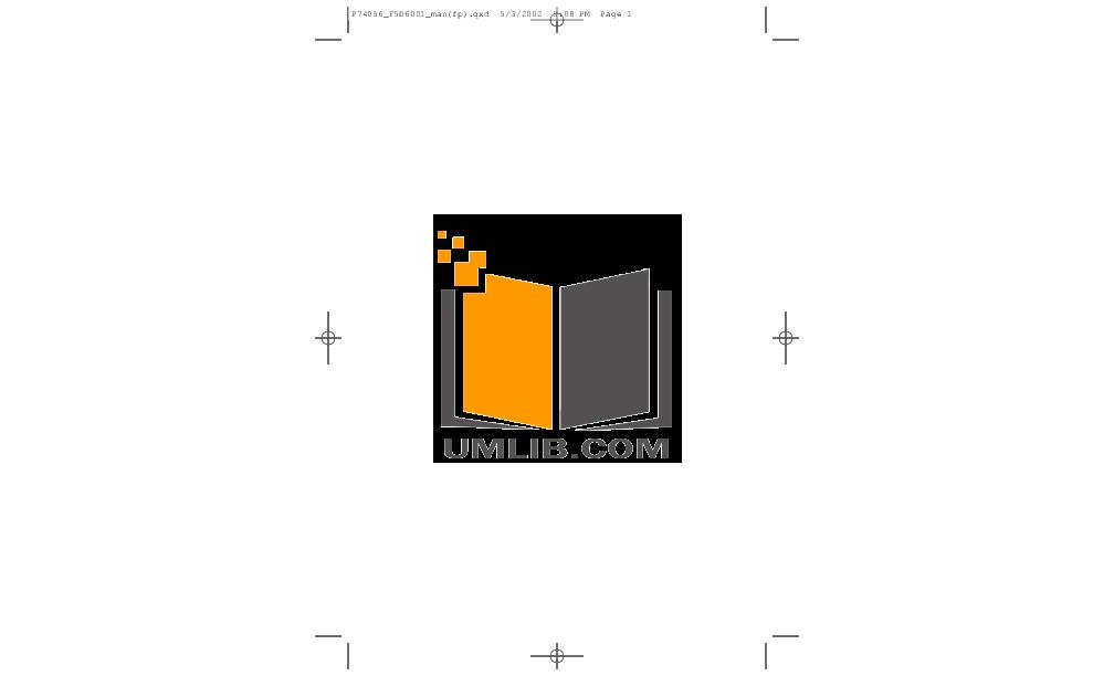 pdf for Belkin Router F5D6001 manual