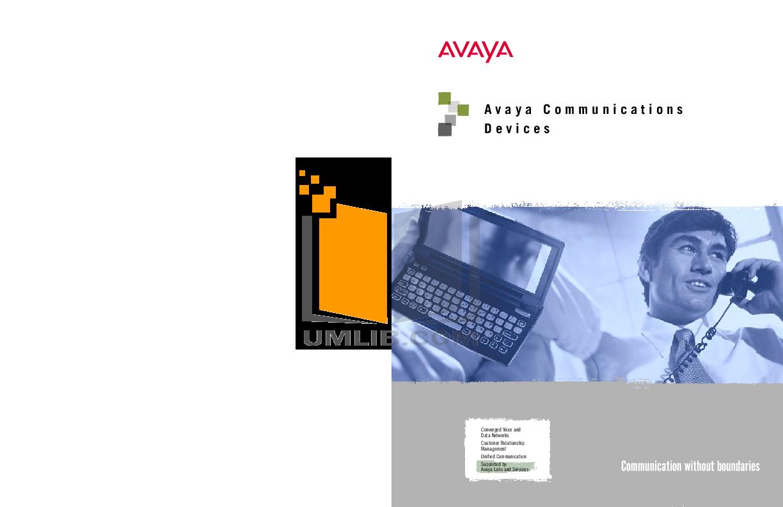 pdf for Avaya Telephone Definity 6221 manual