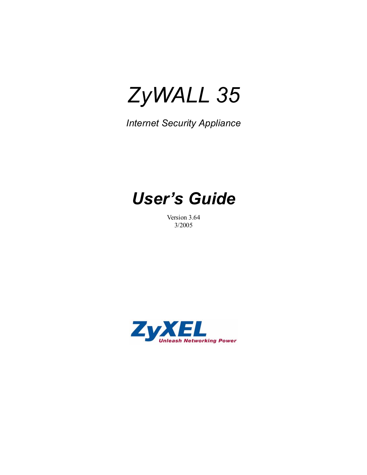 pdf for Zyxel Other PLA-404 Ethernet Adapters manual