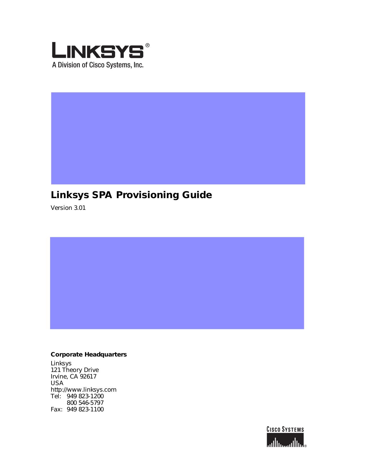 Инструкция linksys spa922