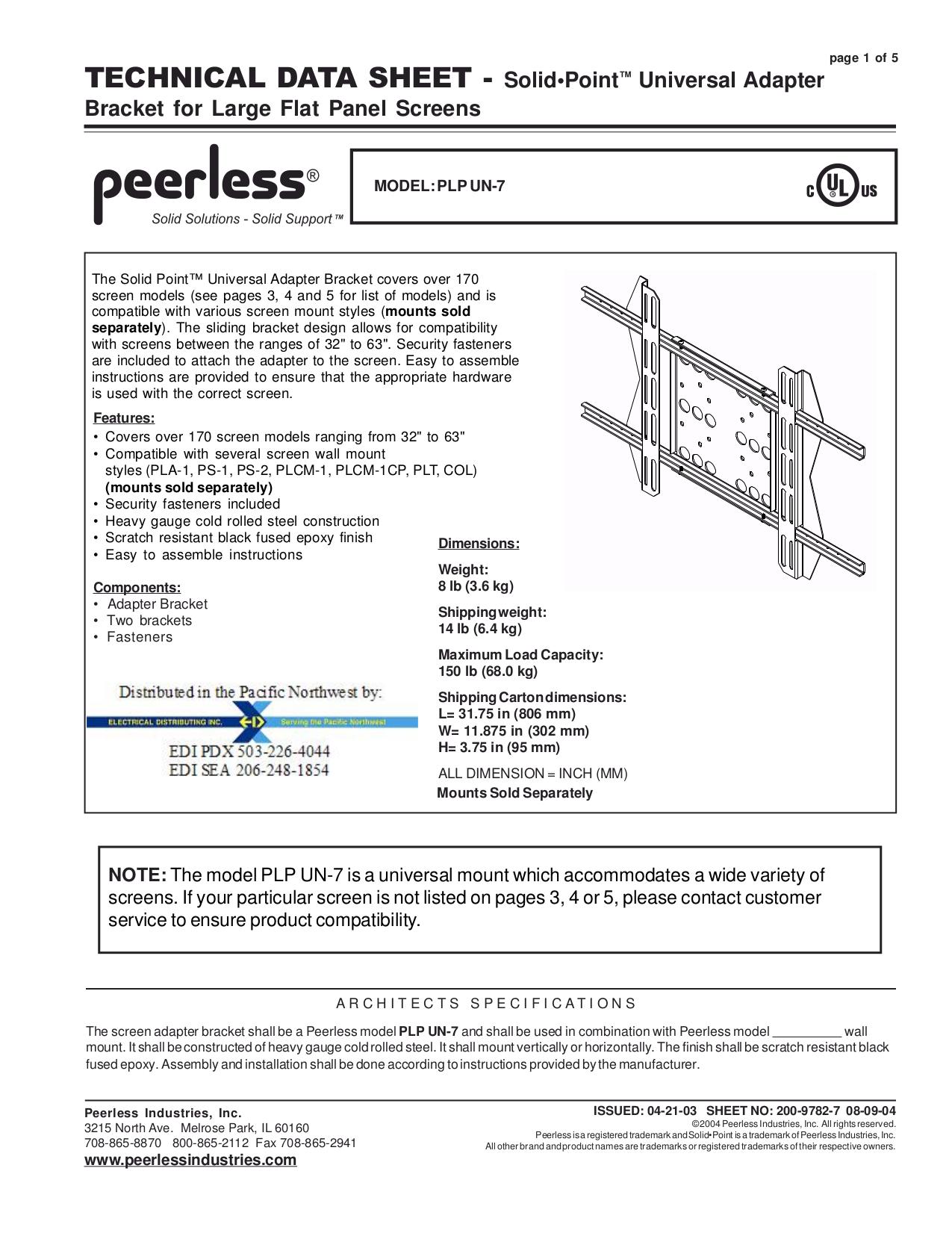pdf for LG Monitor MU-42PZ44VS manual