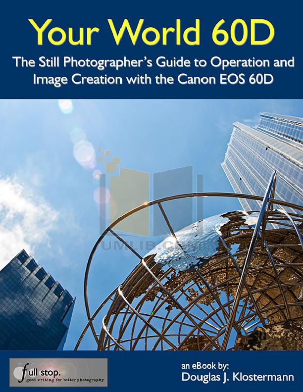pdf for Canon Digital Camera EOS 60D manual