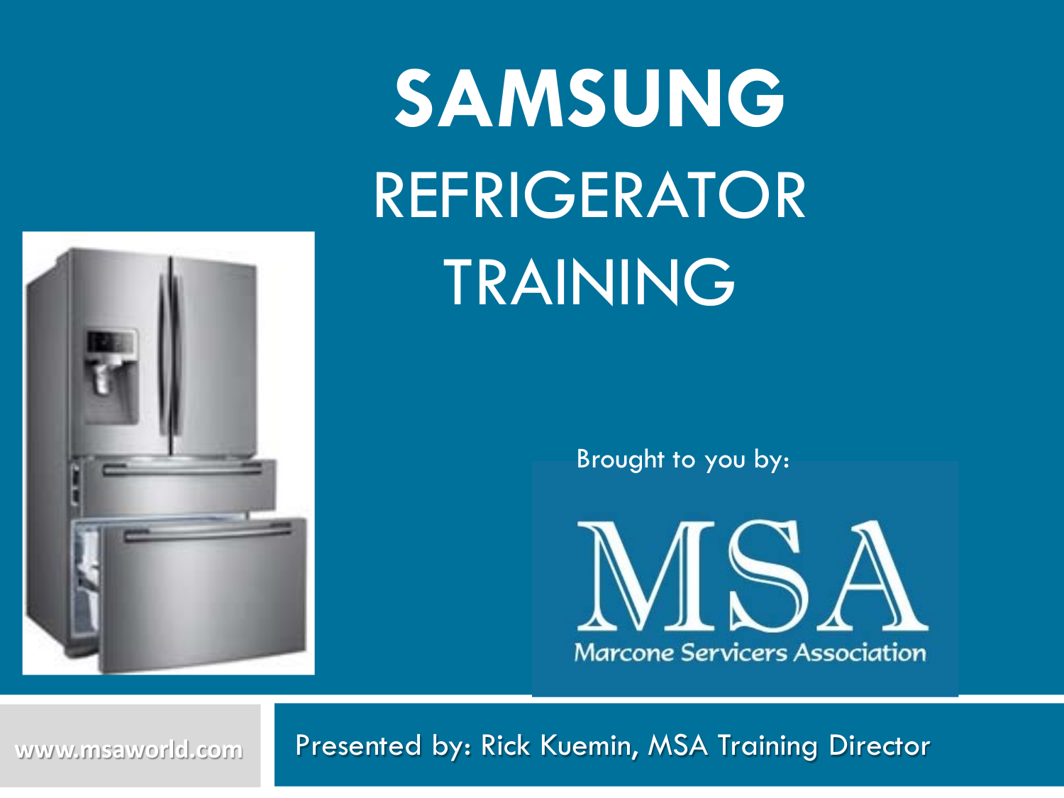 pdf for Samsung Refrigerator RF268AB manual