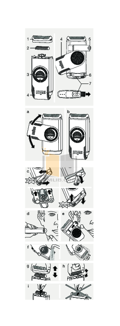 Braun Other PocketGo 370 Shavers pdf page preview