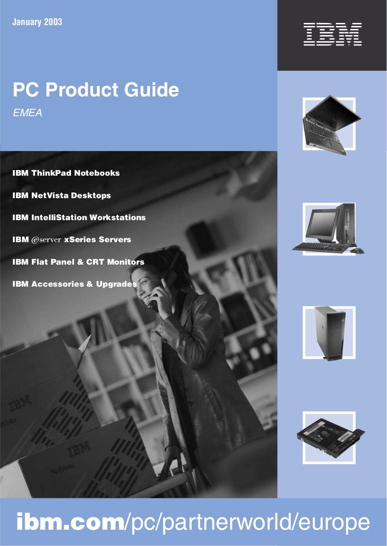 pdf for IBM Laptop ThinkPad A22p manual