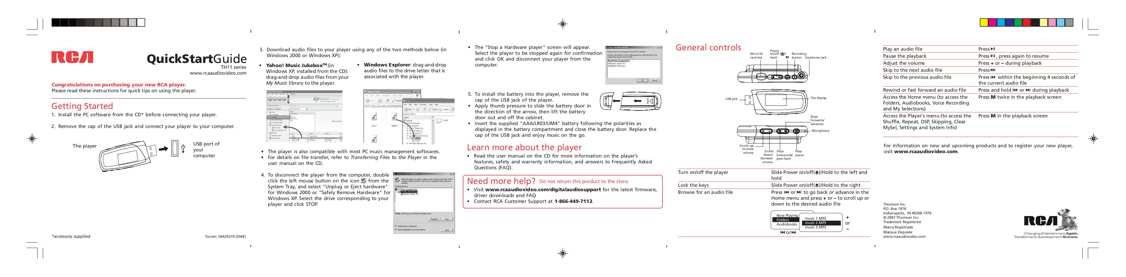 rca mp3 manual various owner manual guide u2022 rh justk co rca mp3 player manual 2014 rca mp3 player manual m6504