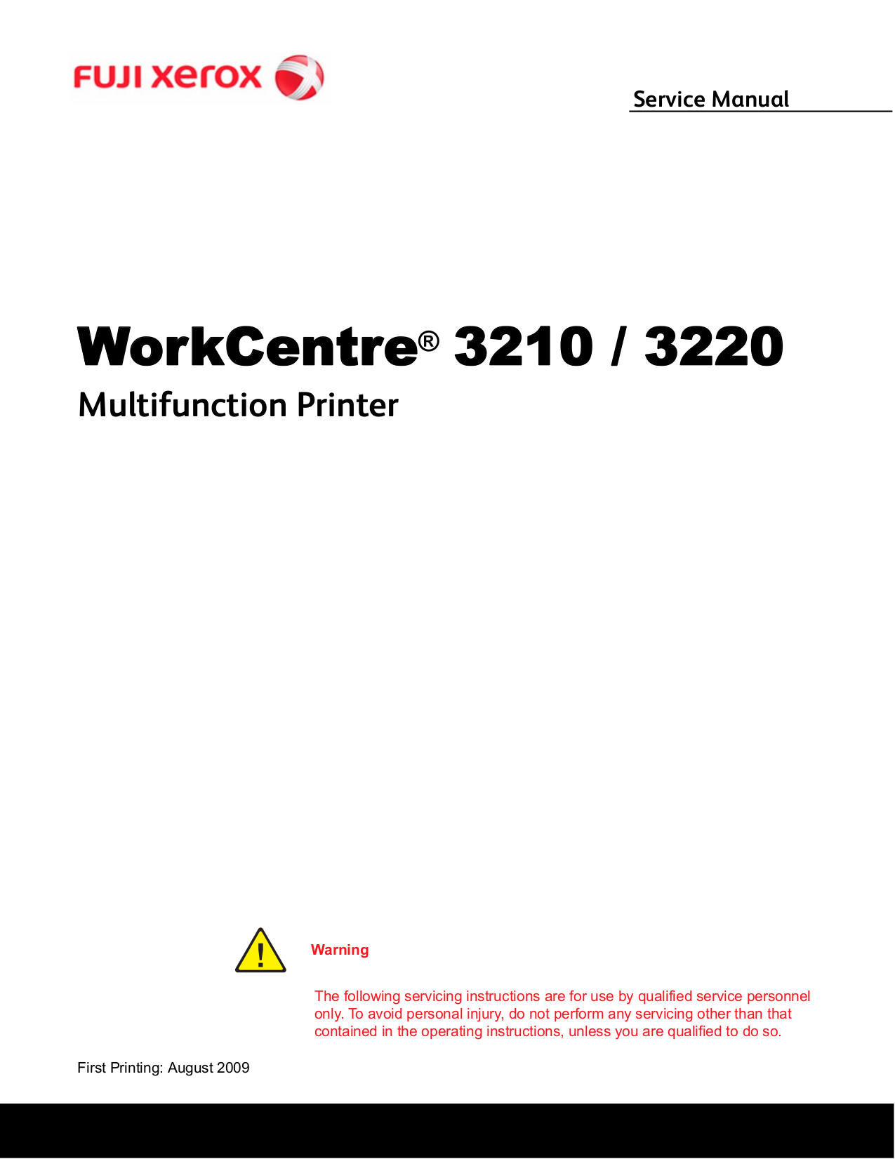 xerox multifunction printer workcentre 3220 pdf page preview