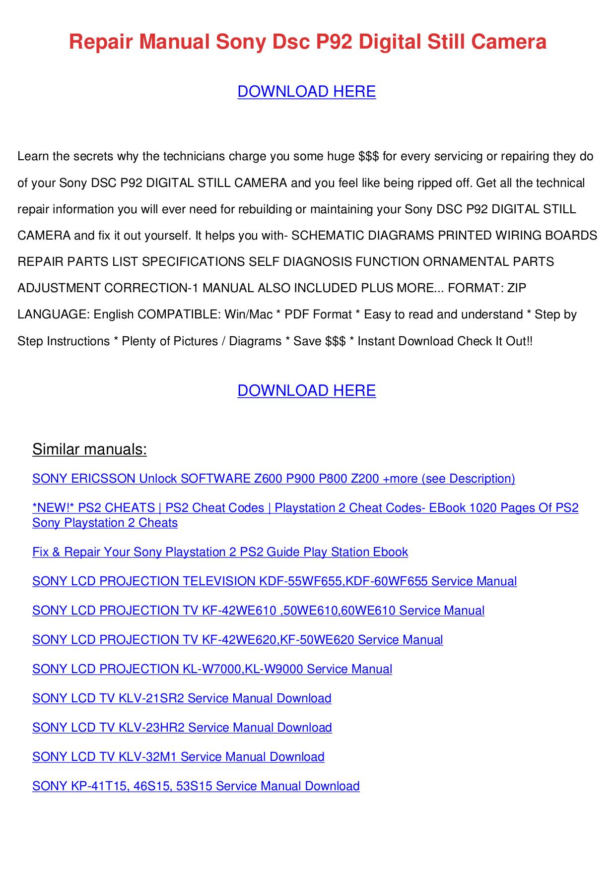 Sony television manuals ebook array download free pdf for sony bravia kdl v32xbr2 tv manual rh umlib com fandeluxe Gallery