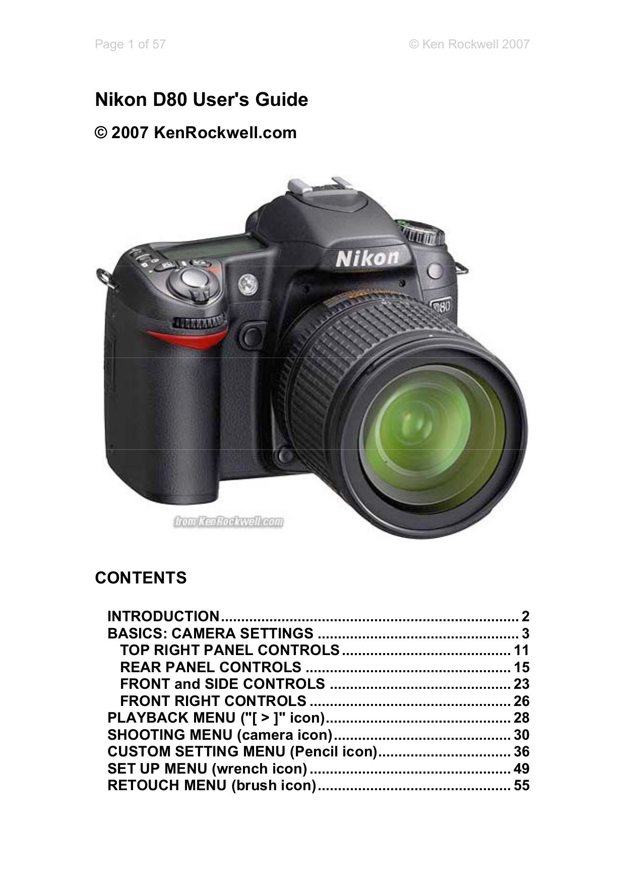 download free pdf for nikon d80 digital camera manual rh umlib com Nikon D80 Digital Camera Manual nikon d800 manual settings