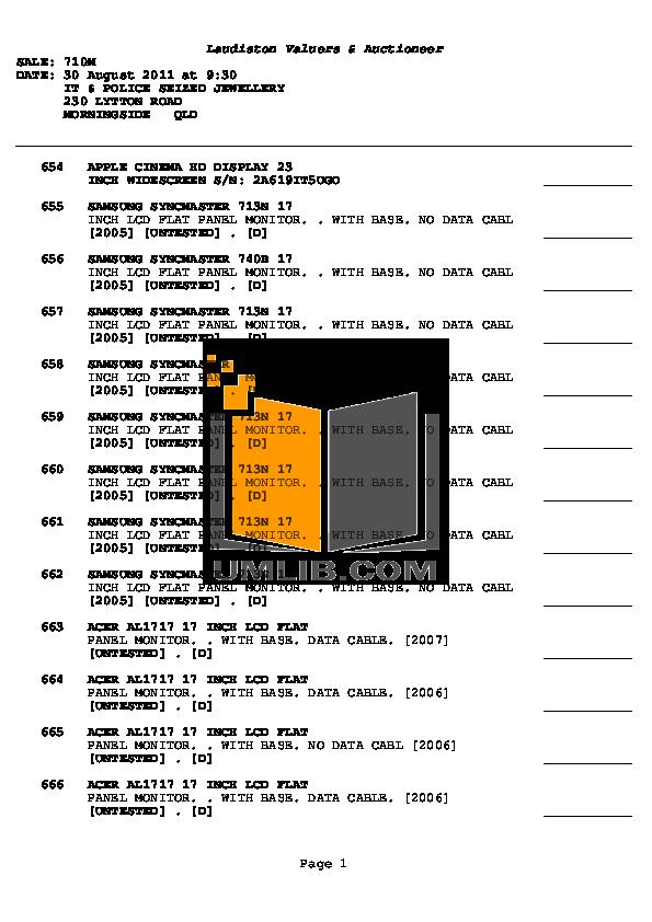 pdf for Acer Desktop Aspire T690 manual