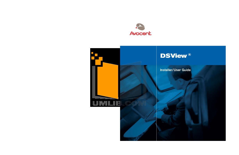 download free pdf for avocent dsr series dsr4010 switch manual rh umlib com
