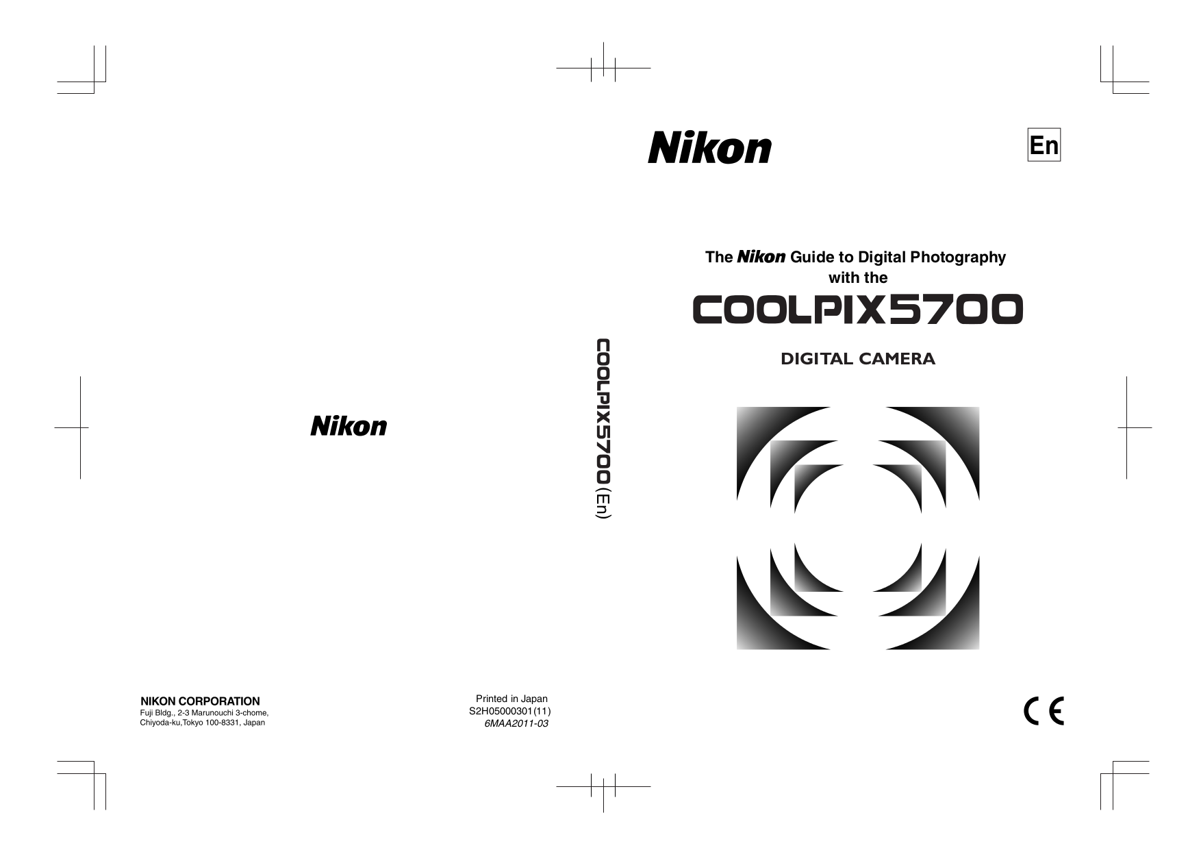 pdf for Nikon Other MB-CP11 Camera Battery Pack manual