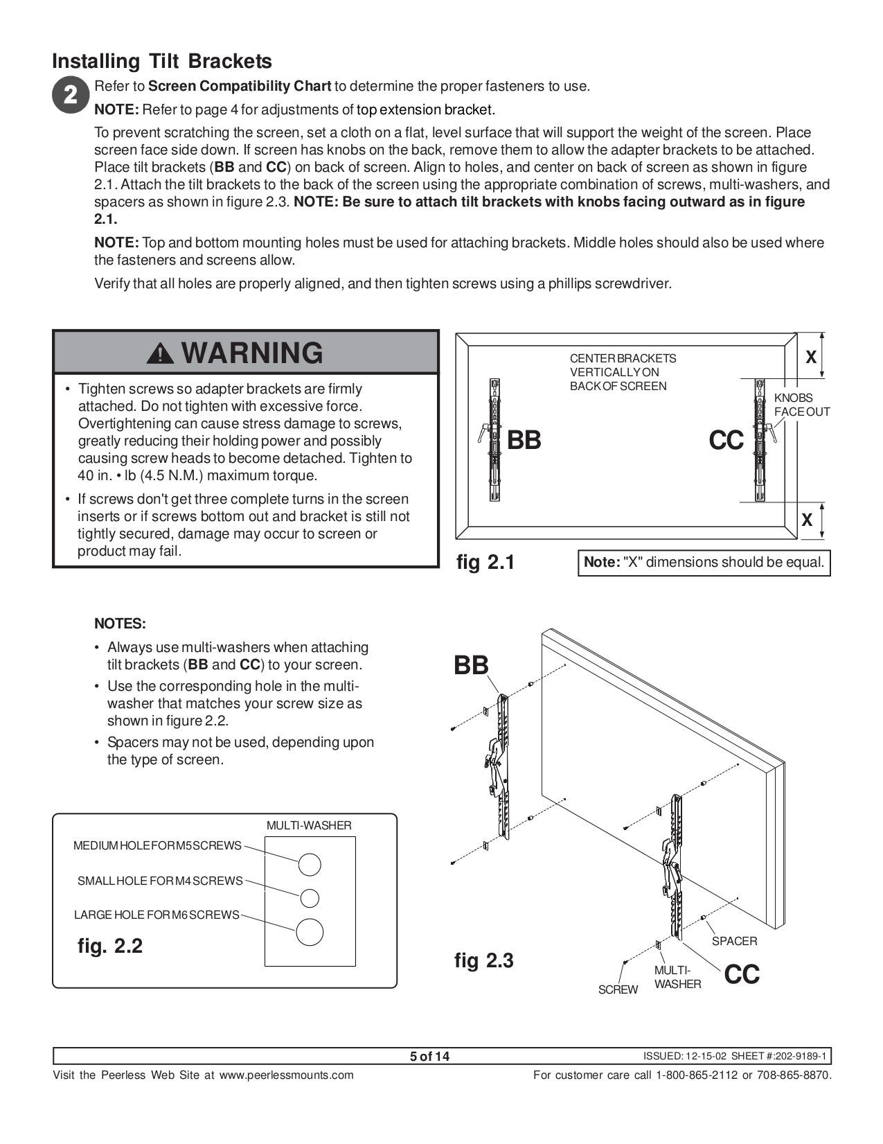 LG Monitor MU-50PZ90V pdf page preview