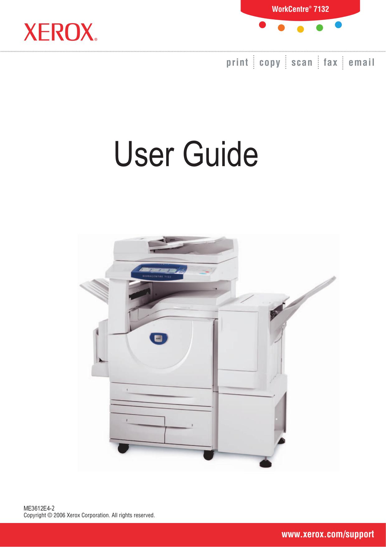 download free pdf for xerox workcentre 275 printer manual rh umlib com Xerox WorkCentre 7845 Xerox WorkCentre 5735