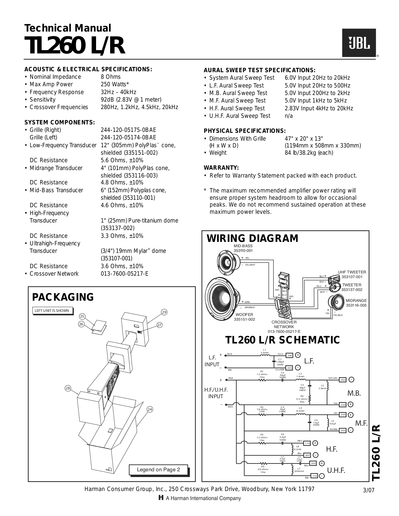 Dbx Crossover Wiring Diagram. Wiring. Wiring Diagrams Instructions