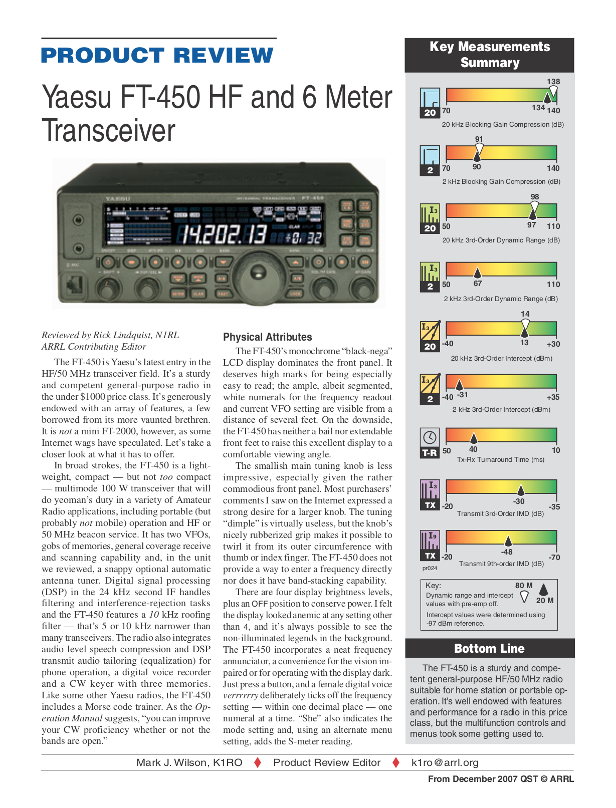 pdf for Yaesu Other FT-897D HF Transceiver manual