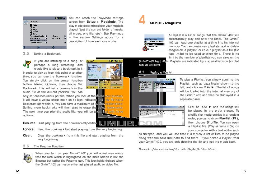Archos pdf reader