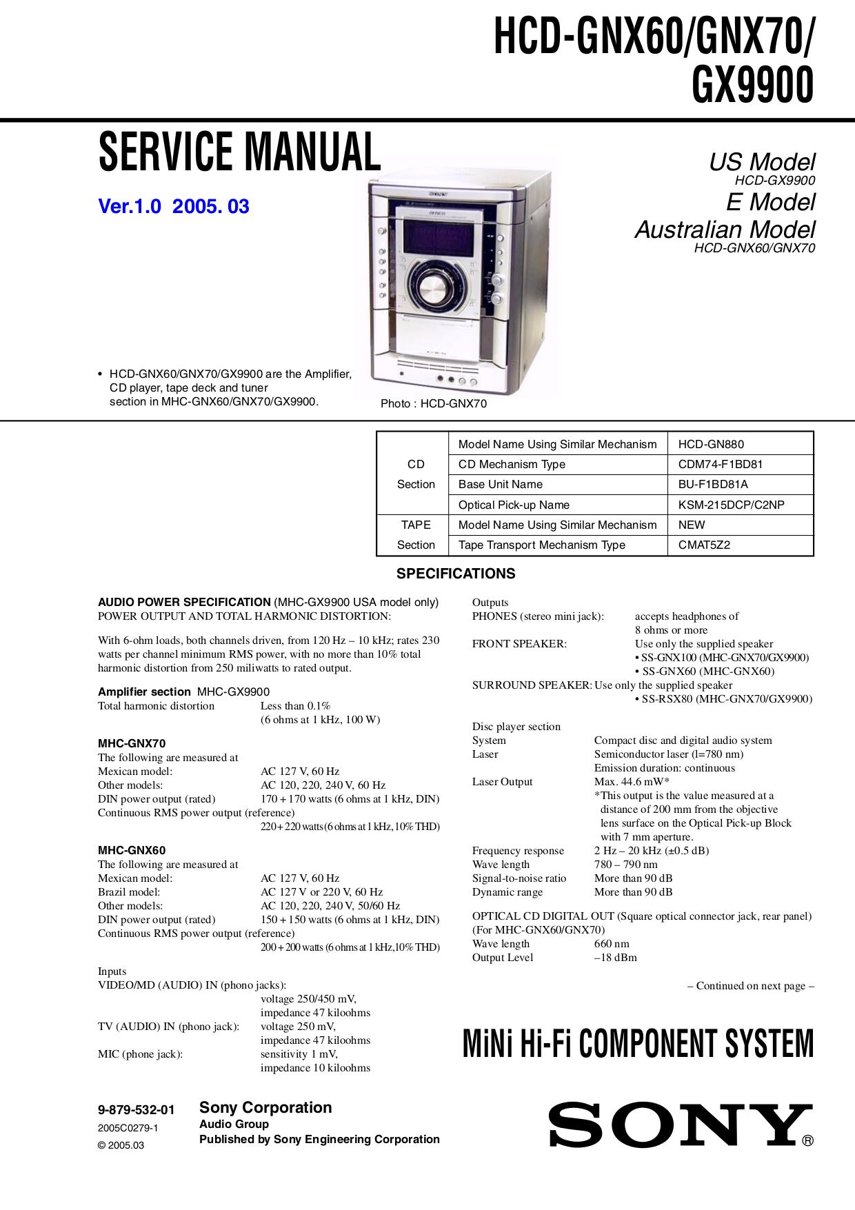 pdf manual for rca receiver rv9900 RCD 310 RCD 300 Rotamate 3000