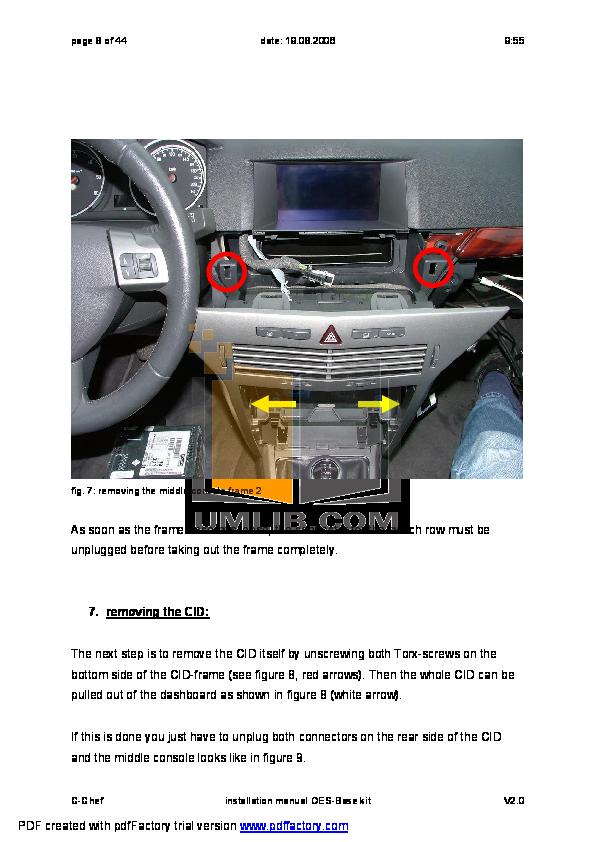 pdf manual for blaupunkt car video ivsc 1102 rh umlib com Blaupunkt Race Car Blaupunkt Car Audio System