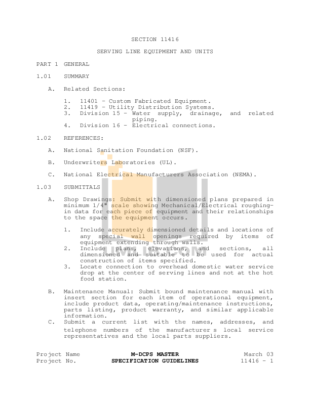pdf for Delfield Refrigerator NLFAC-8 manual