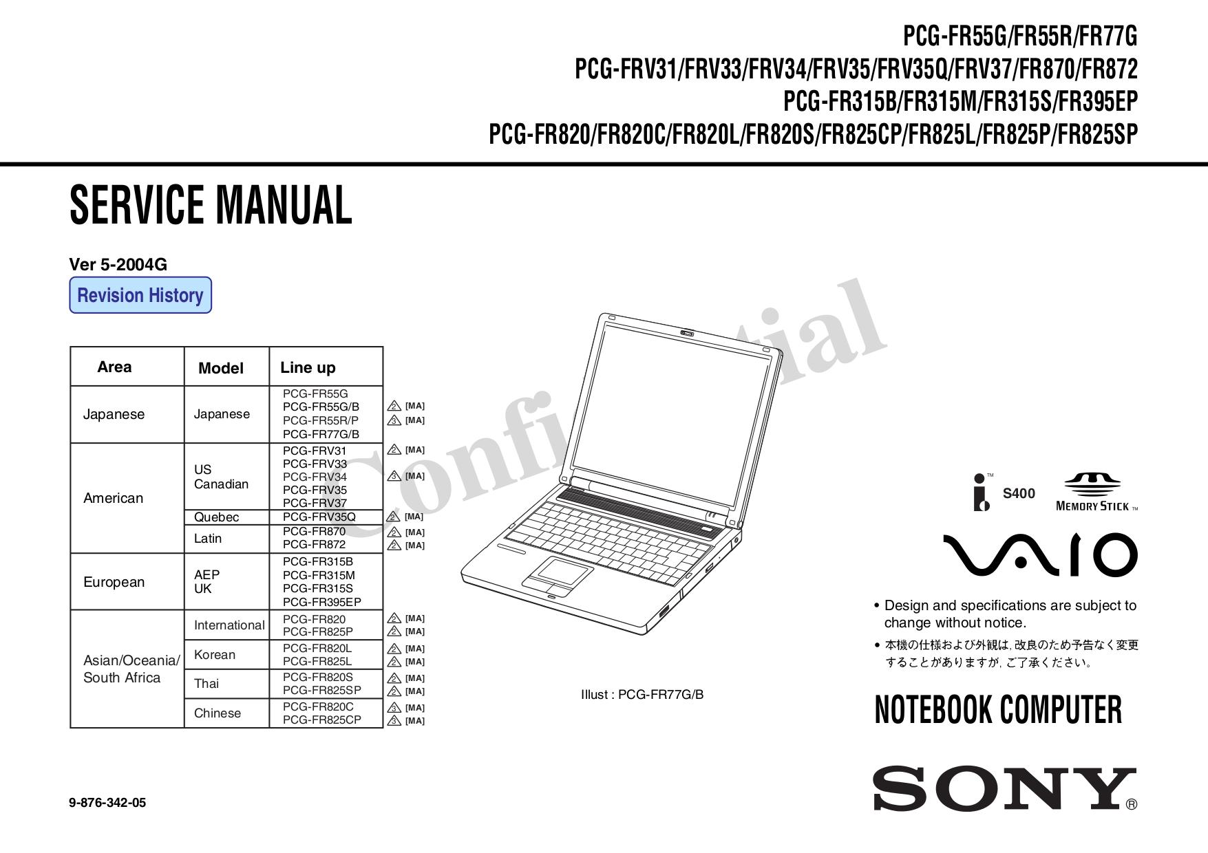 download free pdf for sony vaio pcg fr105 laptop manual rh umlib com Vaio Mini Laptop Vaio Laptop 2012