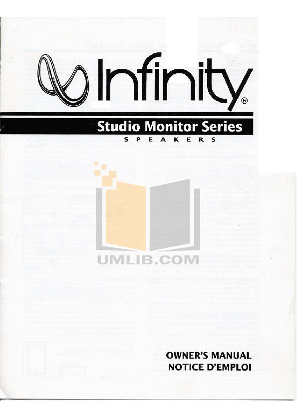 pdf for Eaw Speaker System SM155 manual