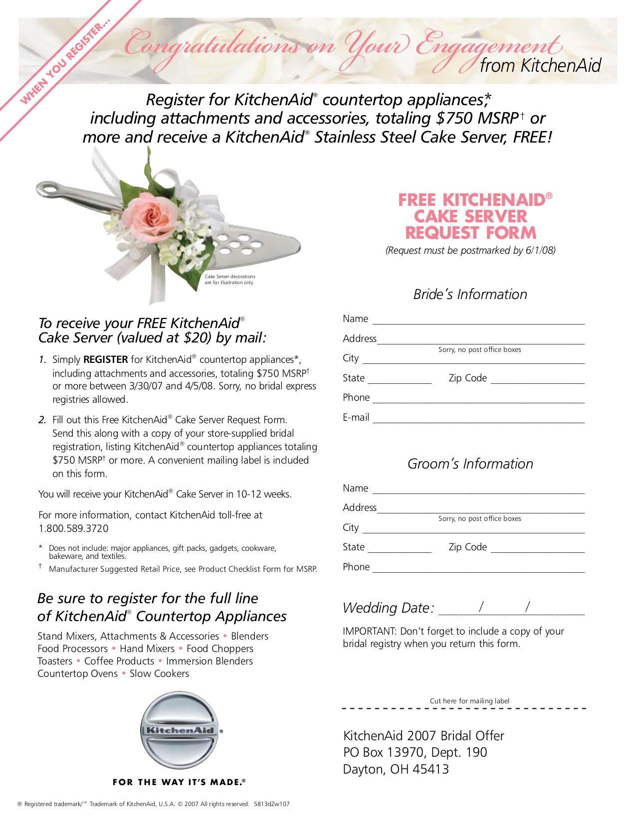 Download free pdf for KitchenAid KV25G0X Food Processor manual