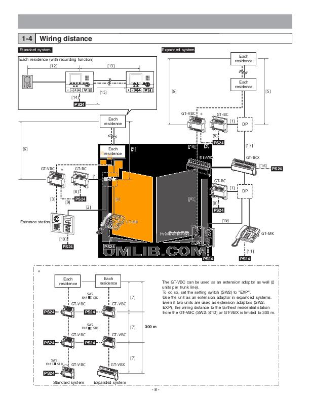 Aiphone Wiring Diagram Gf Schematic Diagram