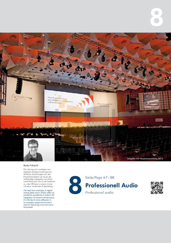 pdf for Eaw Speaker System KF730 manual