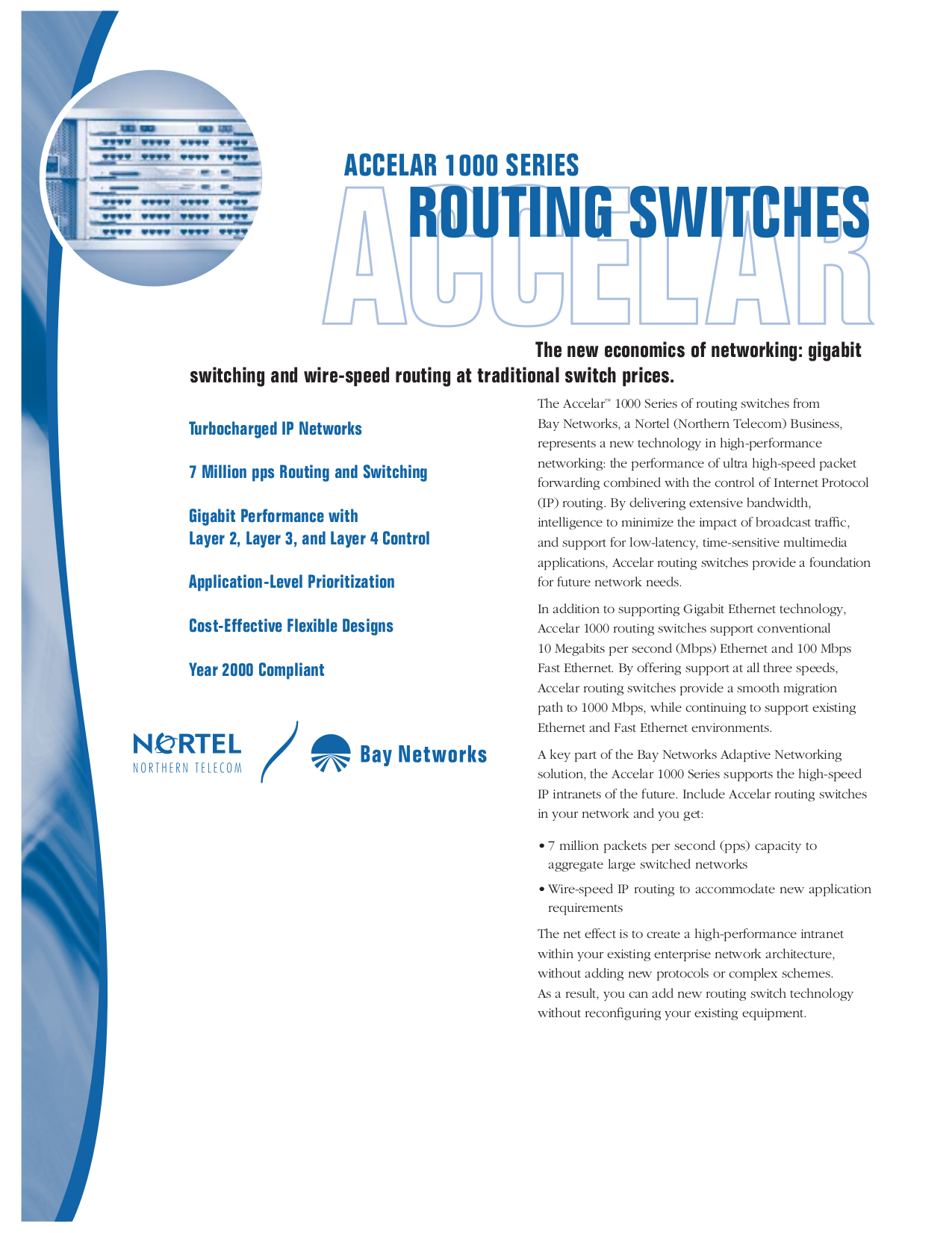 pdf for Nortel Router BayStack 820 manual
