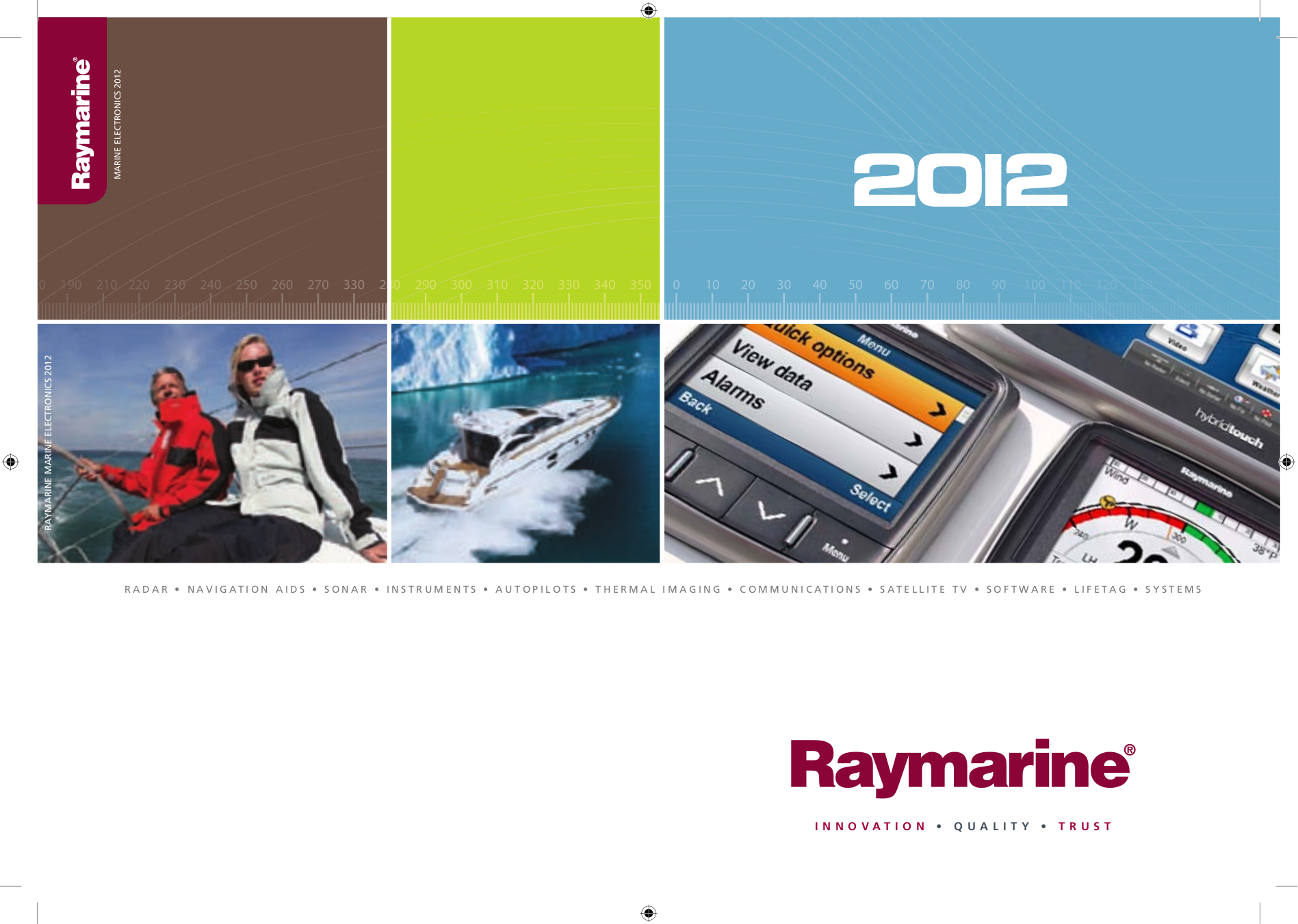 PDF manual for Raymarine GPS A Series A50D