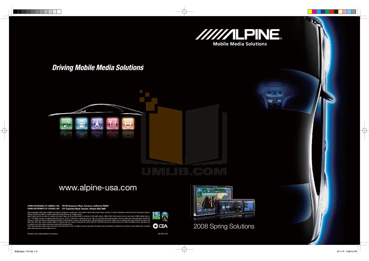 download free pdf for alpine pnd k3 gps manual rh umlib com
